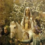 The Tale of Lleu, Chapter VI: Lughnasadh